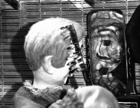 Le peintre au miroir